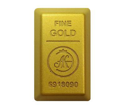Золото шоколадное в упаковке