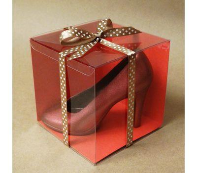 Туфелька шоколадная в упаковке